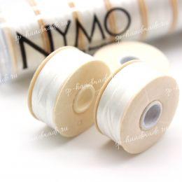 Нить NYMO white / размер D / катушка 58м