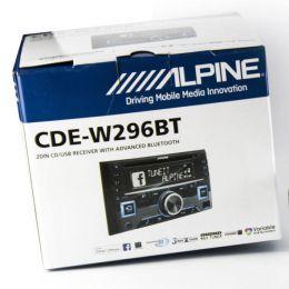 Alpine CDE-296BT