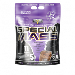 MAXLER Special mass gainer, дойпак 2,73кг. Rich chocolate