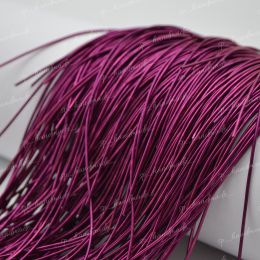 Канитель мягкая Violet 1 мм 5 гр (Индия)