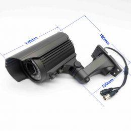 XMEye-1000AHD2PG-2,8-12.(Металл/Серая). 1080P. 2Mpx. Камера видеонаблюдения.