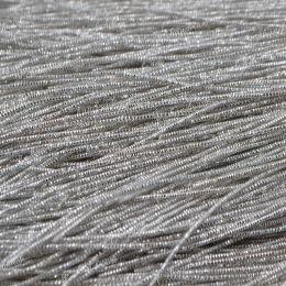 "Трунцал, цвет серебряный ""Silver"", 0,7 мм, 5 гр (Индия)"