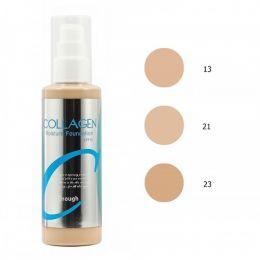 ENOUGH №13 Увлажняющая база под макияж с колагеном и солнцезащитным фактором Collagen Moisture Foundation