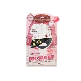 Elizavecca Трехступенчатая маска для проблемной кожи Pore Solution Super Elastic Mask Pack
