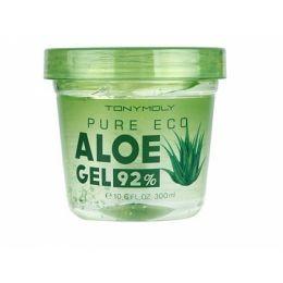 Гель для лица и тела Tony Moly Pure Eco Aloe Gel, 300 мл, многофункциональный с экстрактом алое