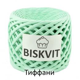 Т-пряжа Biskvit, цвет: тиффани