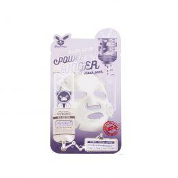 Elizavecca Тканевая маска с молочными протеинами Deep Power Ringer Mask Pack Milk