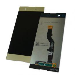 Дисплей для Sony G3421/G3412 (XA1 Plus/XA1 Plus Dual) в сборе с тачскрином Золото