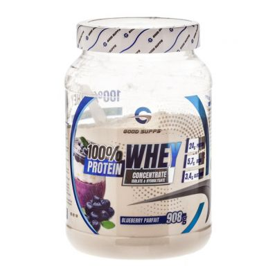GOOD SUPPS, протеин банка 908г. Blueberry parfait
