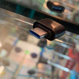 OTG переходник USB-Type-C