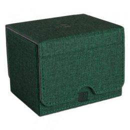 Коробочка Blackfire зеленая премиум на 100 карт