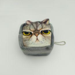 Кошелёк Вредный котик