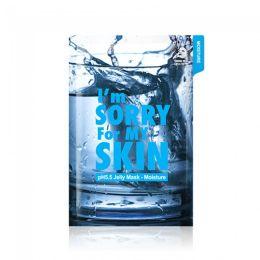 "I""m Sorry for My Skin pH5.5 Jelly Mask-Moisture (Water) 33ml Увлажняющая гелевая маска"