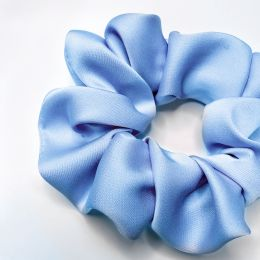 Резинка для волос «Небесно-голубая»