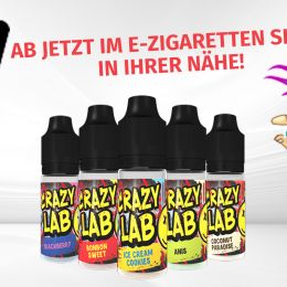 Ароматизатор CRAZY LAB 10ml