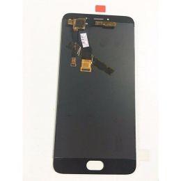 Дисплей для Meizu M3 Note (M681H прямой шлейф) в сборе с тачскрином Черный