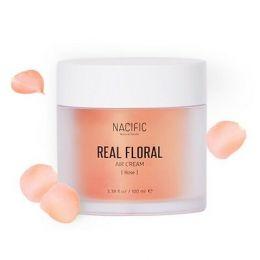 NACIFIC Real Rose Floral Air Cream 100ml Лёгкий увлажняющий крем-гель