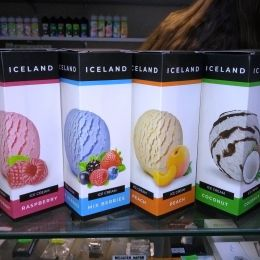 жидкость IceLand ICE Cream 120 мл