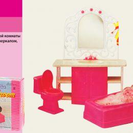 """Мебель """"Gloria"""" 94013 (24шт/2) для ванной"""