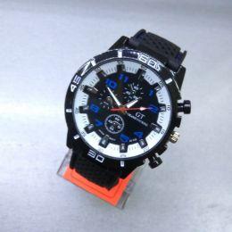 Часы наручные GT чёрные