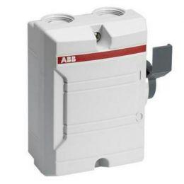Рубильник 23A/400V ABB BW325
