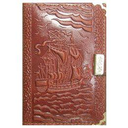 Алфавитная книга, натуральная кожа. 180х150