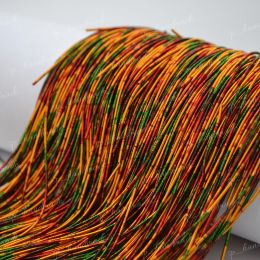 Канитель мягкая MultiColor 1 мм 5 гр (Индия)