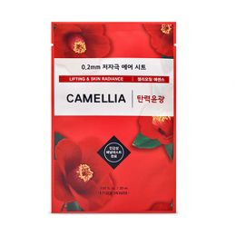 ЭХ THERAPY AIR Маска тканевая для лица ET.0.2 THERAPY AIR MASK_CAMELLIA 20ML 20мл