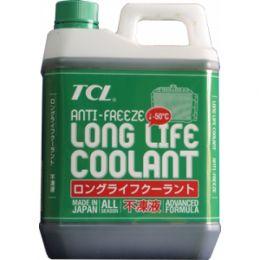 Охлаждающая жидкость (антифриз) TCL/Akira Япония 4л зелёный