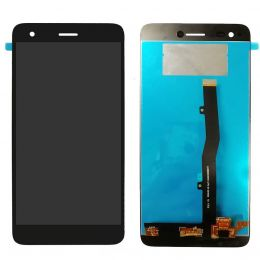 Дисплей для ZTE Blade A6 Max в сборе с тачскрином Черный
