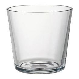 ВЭГТОГН Кашпо, прозрачное стекло, 12 см