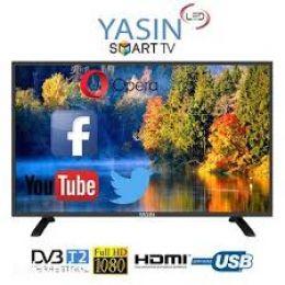 Телевизор YASIN LED-43E6000 SMART, Full HD