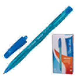 """Ручка шариковая """"InkJoy 100"""", голубая, 1мм, трехгран. S0977340"""