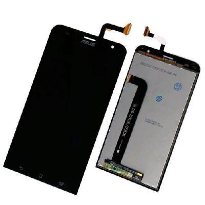 Дисплей Asus ZE550KL (ZenFone 2 Laser) в сборе с тачскрином Черный