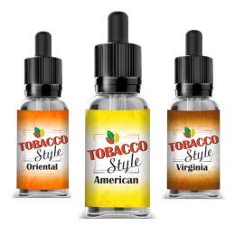 Жидкость для Э.С. Tobacco Style 30ml (3mg/6mg)