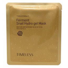 TONY MOLY Гидрогелевая улиточная ферментированая маска Timeless Ferment Snail Gel Mask