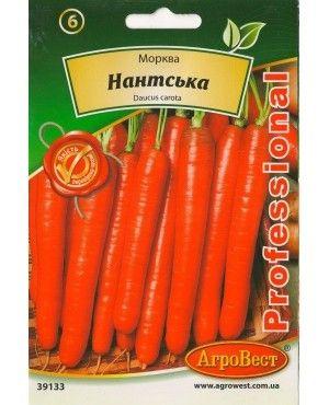 Морква Нантська (5г) (Номер партії: 1034)