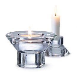 НЕГЛИНГЕ Подсвечник д свечи/греющ свечи, 5 cм