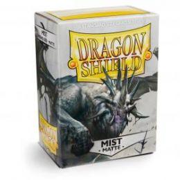 Протекторы Dragon Shield матовые Mist
