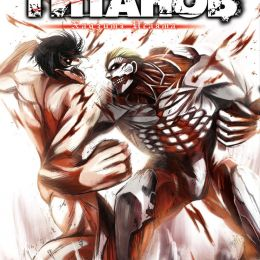 Атака Титанов Том 6