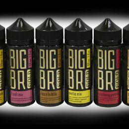 Жидкость для Э.С. BIG BRO GOLD 120ml