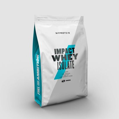 MyProtein, Impact whey isolate дойпак 1кг. Natural chocolate