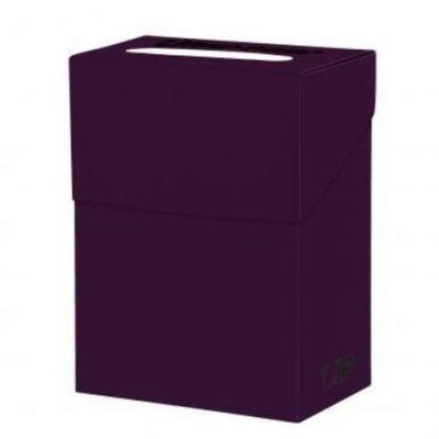 Ultra Pro - Фиолетовая коробочка на 60 карт