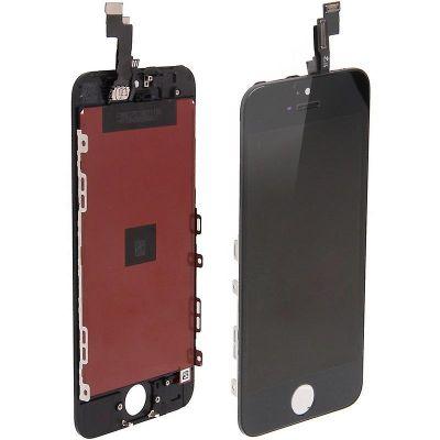 Дисплей Iphone 5s черный