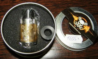 Дрипка Underground 22mm