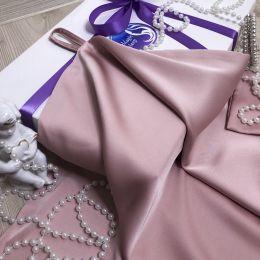 Полотенце «Пудрово-розовое»