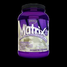 SYNTRAX Matrix 2.0 protein, банка 907г. Simply vanilla