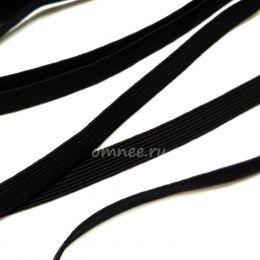 Резинка бельевая ''вздёжка'' 8 мм, цв.: чёрный