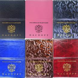 обложка для паспорта пластик