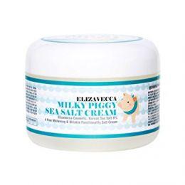 Elizavecca Омолаживающий крем с морской солью Milky Piggy Sea Salt Cream